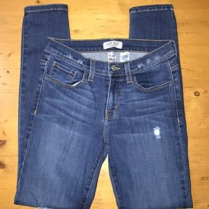 Judy Blue Skinny Jeans 7/28